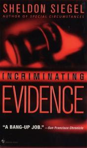 Incriminating Evidence (Mike Daley, Book 2)