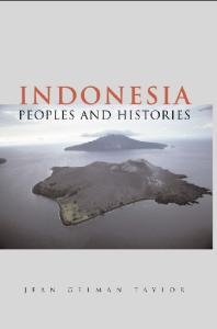 Indonesia: Peoples and Histories