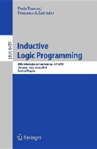 Inductive Logic Programming - ILP 2010