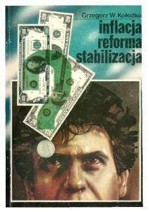 Inflacja, reforma, stabilizacja
