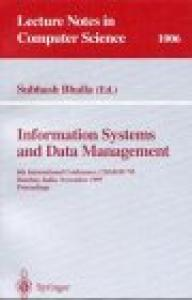 Information Systems and Data Management: 6th International Conference, CISMOD '95, Bombay, India, November 15-17, 1995. Proceedings