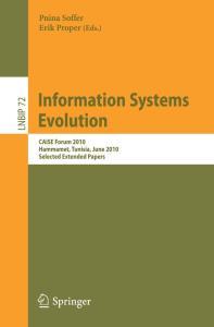 Information Systems Evolution