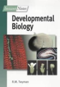 Instant Notes in Developmental Biology