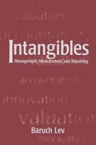 Intangibles: Management, Measurement, and Reporting