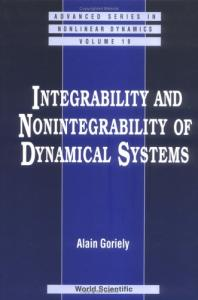 Integrability and nonintegrability of dynamical systems