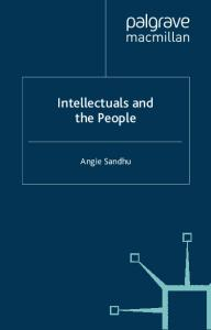 Intellectuals and the People