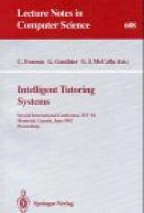Intelligent Tutoring Systems: Second International Conference, ITS '92, Montreal, Canada, June 10-12, 1992. Proceedings