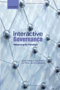 Interactive Governance: Advancing the Paradigm