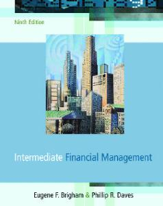 Intermediate Financial Management Ninth Edition