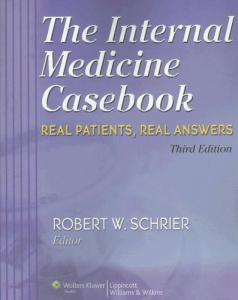 Internal Medicine Casebook: Real Patients, Real Answers