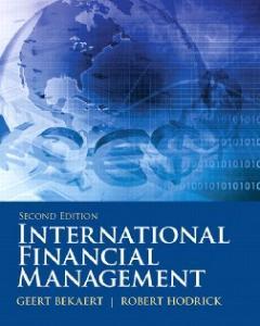International Financial Management (Second Edition)