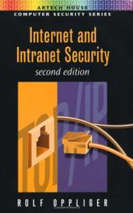 Internet and Intranet Security