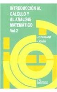 Introducción al cálculo y al análisis matemático - Vol 2