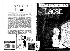 Introducing Lacan