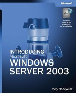 Introducing Microsoft Windows Server 2003
