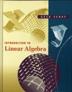 Introduction to Linear Algebra (Math)