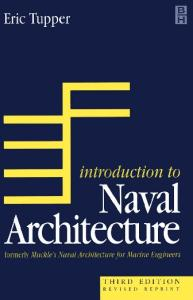 Introduction to Naval Architecture, 3rd edition