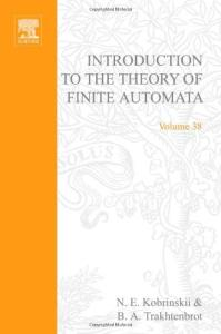 Introduction to the theory of finite automata