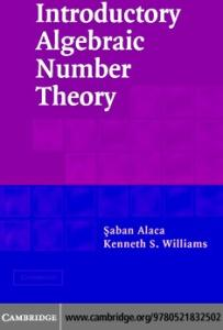 Introductory algebraic number theory