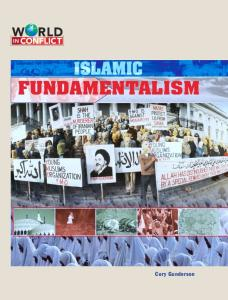 Islamic Fundamentalism (World in Conflict. Middle East.)