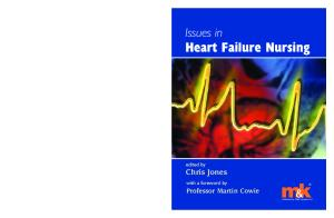 Issues in Heart Failure Nursing