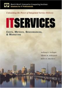 IT Services Costs, Metrics, Benchmarking and Marketing