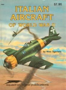 Italian Aircraft of WWII - Aircraft Specials series (6022)
