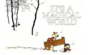 It's a Magical World