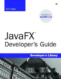 JavaFX Developers Guide