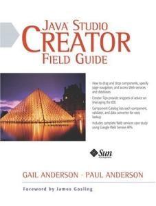 Java(TM) Studio Creator Field Guide