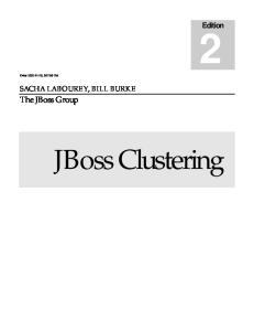 JBoss Clustering