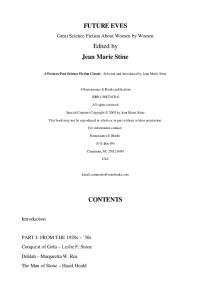 Jean Marie Stine - Future Eves
