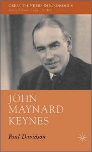 John Maynard Keynes (Great Thinkers in Economics)