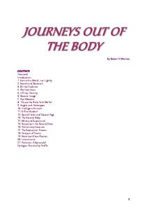 Journeys Out Of Body