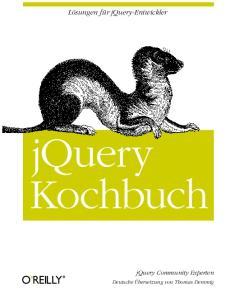 jQuery Kochbuch Edition
