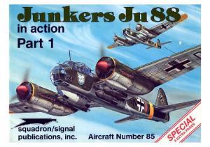 Junkers Ju 88 in action