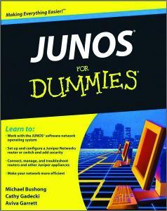 JUNOS For Dummies (For Dummies (Computer Tech))