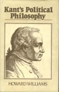 Kant's Political Philosophy