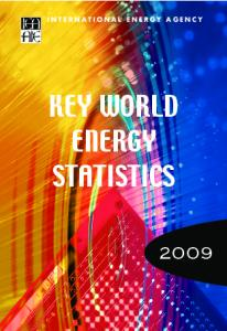 Key World Energy Statistics 2009