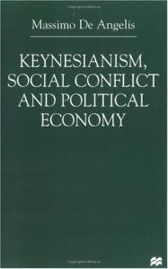 Keynesianism, Social Conflict, and Political Economy