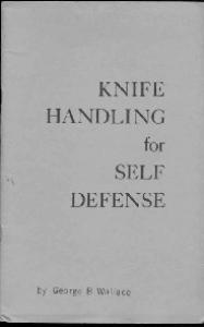 Knife Handling For Self Defense