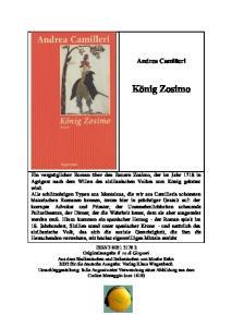 Konig Zosimo