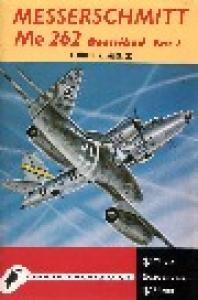 Kookaburra Technical manual. Series 1, no.6: Messerschmitt Me 262