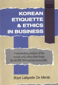 Korean Etiquette and Ethics in Business