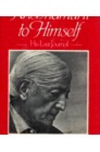 Krishnamurti to Himself: His Last Journal