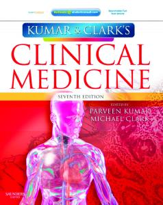 Kumar and Clark's Clinical Medicine, 7th Edition (MRCP Study Guides)