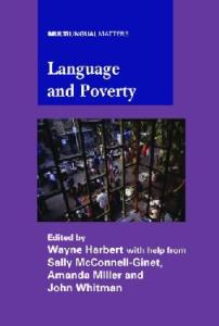 Language and Poverty (Multilingual Matters)