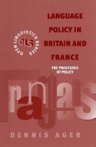 Language Policy in Britain and France (Open Linguistics Series)