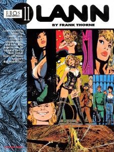 Lann (Eros Graphic Novel 11)