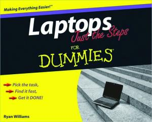 Laptops Just the Steps For Dummies (For Dummies (Computer Tech))
